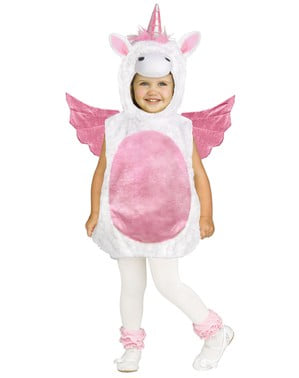Vliegende Eenhoorn kostuum voor baby's