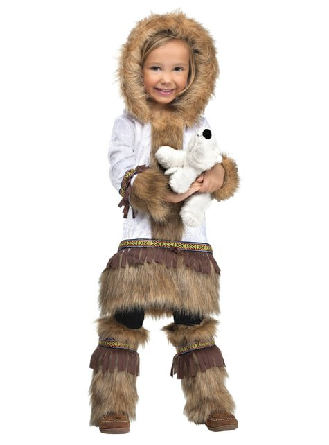 Eskimo costume for babies