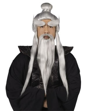 Sensei wig for adults