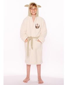 Star Wars bath robes. Get your Yoda bathrobe  134c26e4e