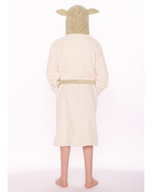 Yoda bathrobe for boys - Star Wars