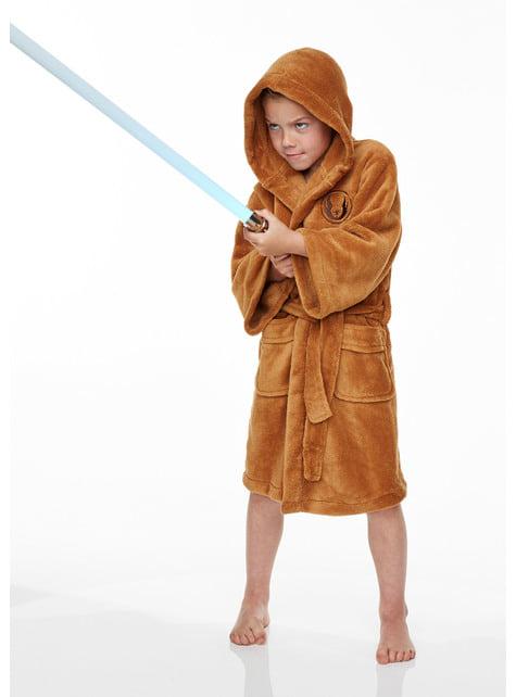 Albornoz de Jedi para niño - Star Wars