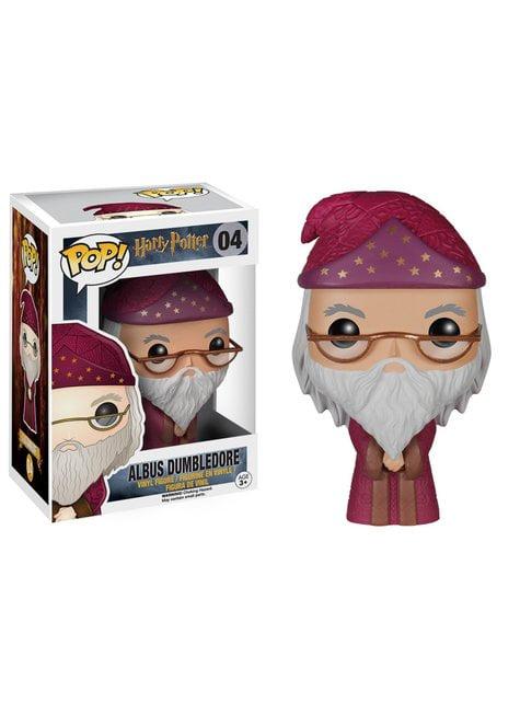 Funko POP! Albus Dumbledore (tunique Bordeau) - Harry Potter