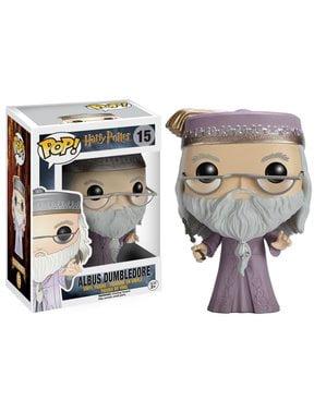 Funko POP! Albus Dumbledore dengan tongkat sihir - Harry Potter