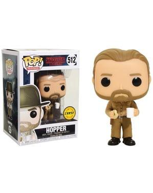 Funko POP! Hopper - Stranger Things - Chase!