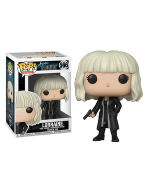 Funko POP! Vynil Lorraine Outfit 2 - Atomic Blonde
