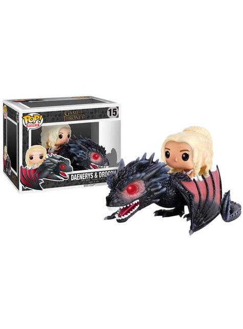 Funko POP! Daenerys y Drogon - Juego de Tronos