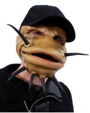 Catfish mask for adults