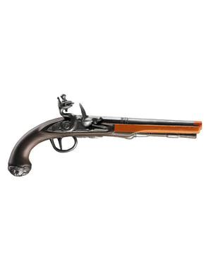 Pistola de Jack Sparrow Piratas das Caraíbas