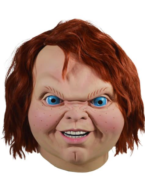 Máscara de Chucky el Muñeco Diabólico para adulto