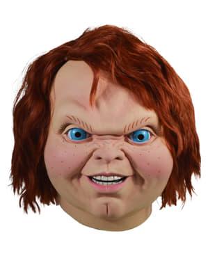 Masque Chucky et la poupée diabolique adulte
