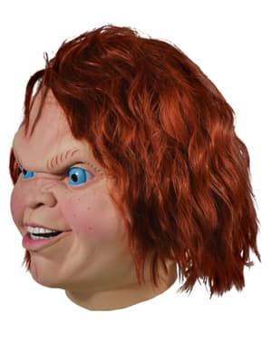 Chucky die Teufelspuppe Maske für Erwachsene