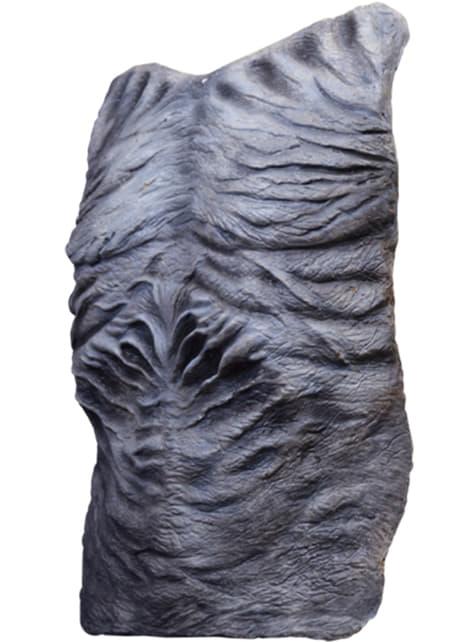 Prótesis de Caminante blanco para el pecho - Juego de tronos - para tu disfraz
