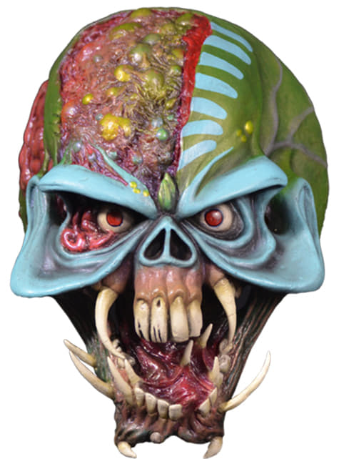 Eddie The Final Frontier mask for adults - Iron Maiden