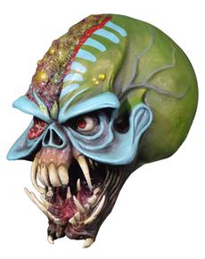 Máscara de Eddie The Final Frontier para adulto - Iron Maiden