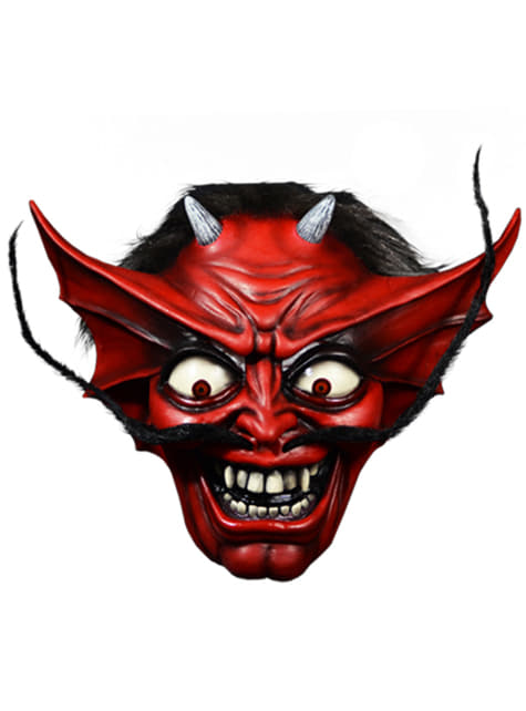 Máscara de Eddie The Number of the Best para adulto - Iron Maiden