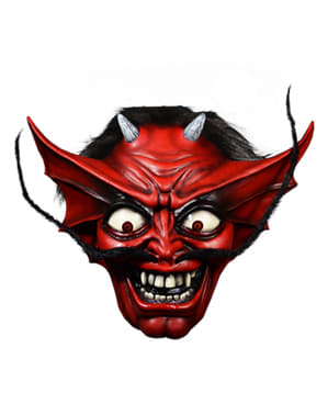 Eddie The Number of the Beast maske til voksne - Iron Maiden