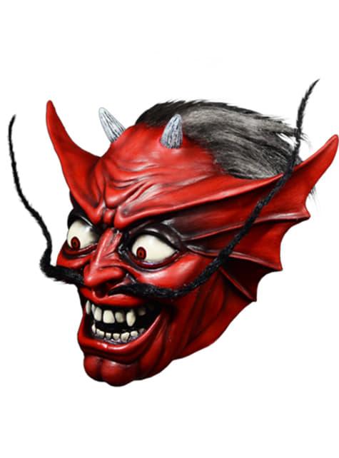 Máscara de Eddie The Number of the Best para adulto - Iron Maiden - para tu disfraz