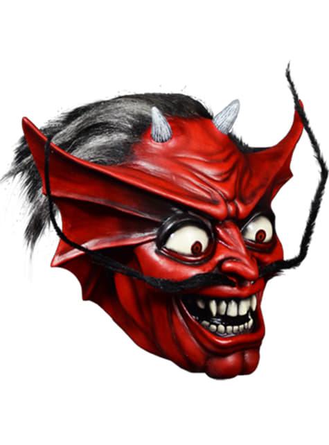 Máscara de Eddie The Number of the Best para adulto - Iron Maiden - original