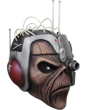 Eddie Somewhere In Time mask til voksne - Iron Maiden