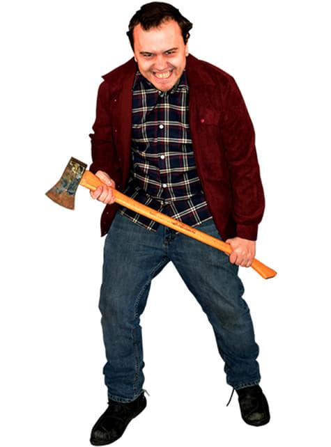 Disfraz de Jack Torrance para adulto - El Resplandor