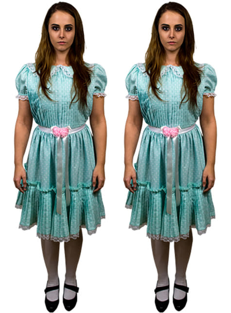 The Grady Twins kostuum voor volwassenen - The Shining