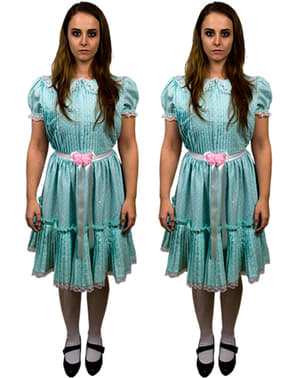 The Grady Twins costume for adults - The Shining
