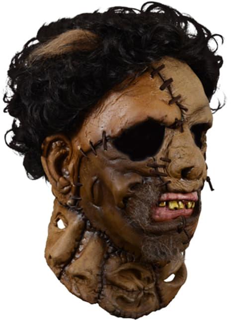Masque Leatherface 1986 adulte - Massacre à la tronçonneuse