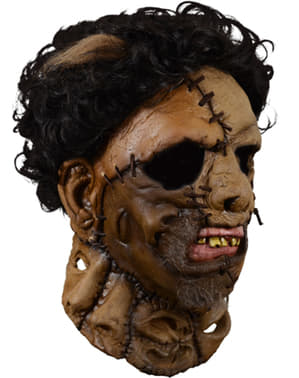 Leatherface 1986 mask for adults - The Texas Chain Saw Massacre