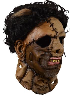 Maska Leatherface 1986 dla dorosłych - Teksańska masakra piłą mechaniczną