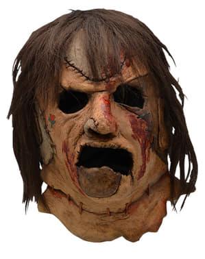 Maschera di Leatherface 1990 per adulto - Non Aprite quella porta