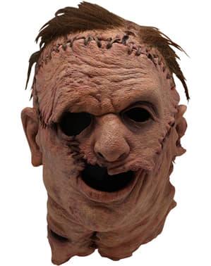 Maska Leatherface 2003 dla dorosłych - Teksańska masakra piłą mechaniczną