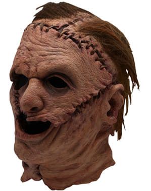 Leatherface 2003 Maske für Erwachsene - Blutgericht in Texas