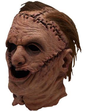 Mask Leatherface 2003 för vuxen - Motorsågsmassakern