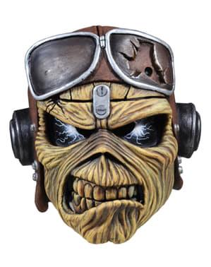 Eddie aus Aces High Maske für Erwachsene - Iron Maiden
