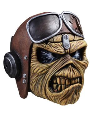 Mască Eddie din Aces High pentru adult - Iron Maiden