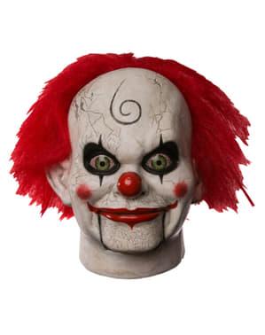 Masque clown Mary Clown adulte - SAW