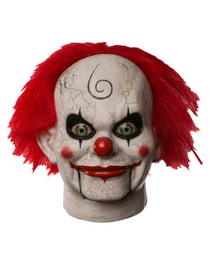 SAW - Mary klovn maske til voksne