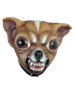 Chihuahua hond masker voor volwassenen