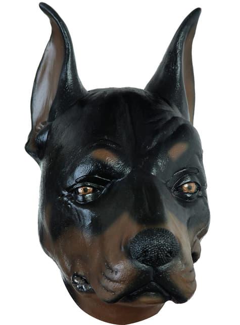 Masque chien Doberman adulte