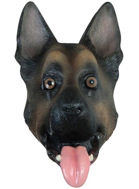 Masque chien Berge allemand adulte