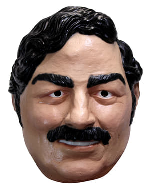Mască Pablo Escobar pentru adult - Narcos