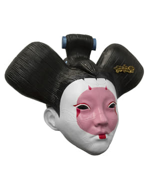 Masque Geisha adulte - Ghost in the Shell