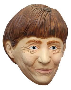 Maschera di Angela Merkel per adulto