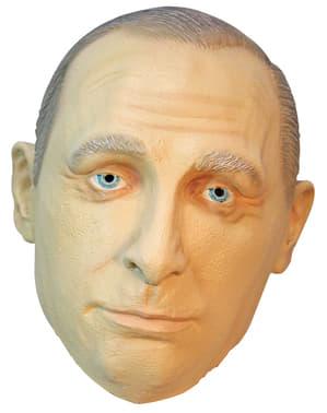 Máscara de Vladimir Putin para adulto