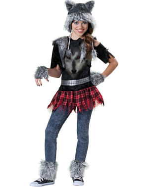 Werewolf costume for teenagers