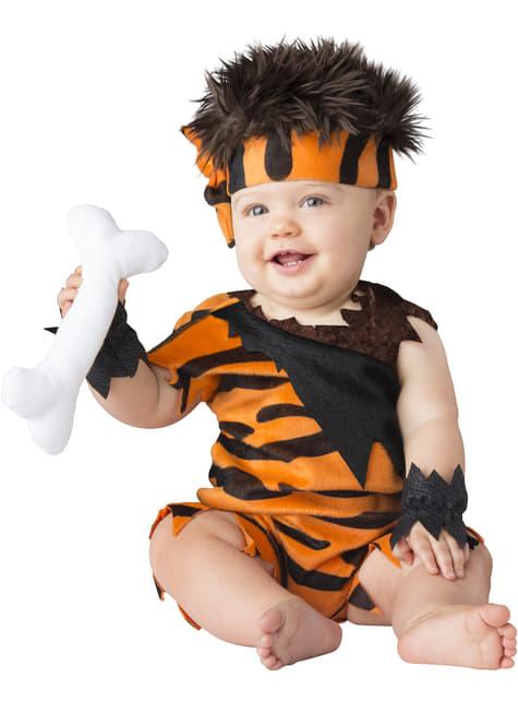 Disfraz de cavernícola para bebé