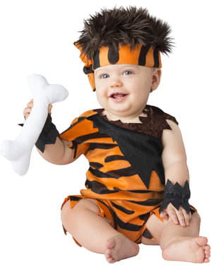 Caveman costume for babies
