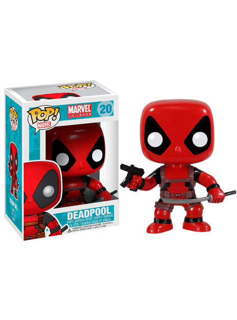 Funko POP! Bobble Deadpool