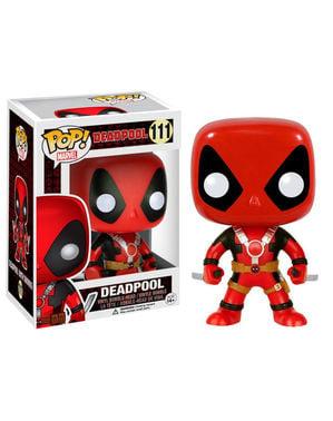 Funko POP! Bobble Deadpool dengan pedang